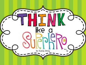 THINK like a Superhero