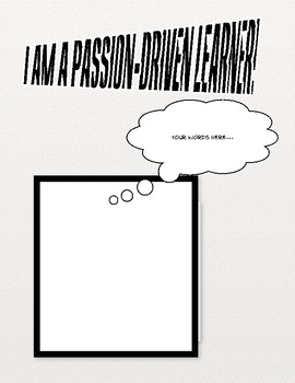 Comprehension THINKBOOK (In Black & White)