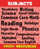 THIRD GRADE All-In-One *MEGA BUNDLE* {1 Year Complete Curr