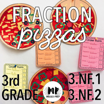 THIRD GRADE FRACTIONS PROJECT