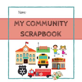 THIRD GRADE -- My Community Scrapbook