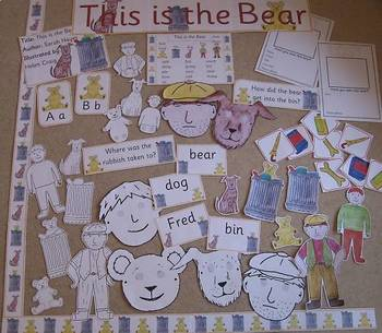 THIS IS THE BEAR book study