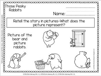 THOSE PESKY RABBITS BOOK REPORT