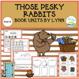 THOSE PESKY RABBITS BOOK UNIT