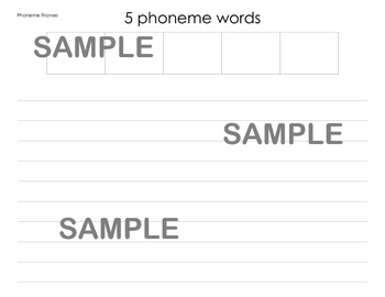 THRASS Phoneme and Grapheme hands on resources