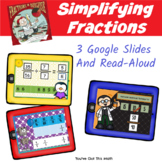 THREE Digital Resources For Simplifying Fractions