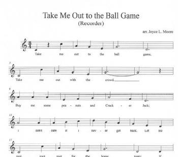 THREE Easy Recorder, Tone Chimes & Bells arrangements FOLK SONGS