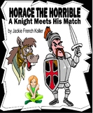 THREE FUNNY GOOD KNIGHT TALES!  RAPUNZEL, SLEEPING BEAUTY, & HORACE THE HORRIBLE
