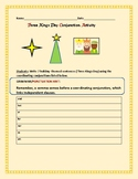THREE KINGS DAY: A CONJUNCTION ACTIVITY