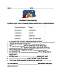 THREE KINGS DAY RIDDLE ACTIVITY