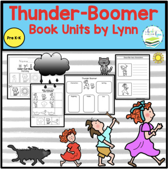 THUNDER-BOOMER BOOK UNIT