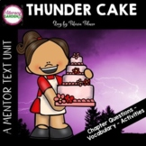 THUNDER CAKE {Beyond the Read Aloud}