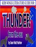 THUNDER FROM THE SEA!  Storms at Sea! A Tsunami! A remarkable dog!  Bullies!