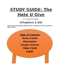 The Hate U Give : Review, Discussions, Reviews, Final, Ess