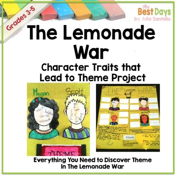 The Lemonade War:  Character Traits that Lead to Theme