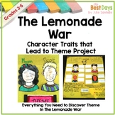 The Lemonade War  Character Traits that Lead to Theme