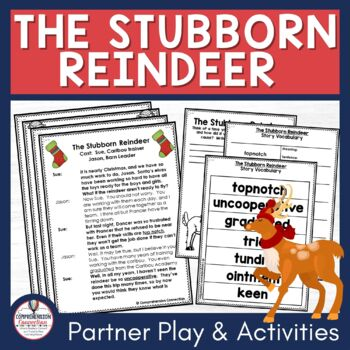 Partner Play: The Stubborn Reindeer