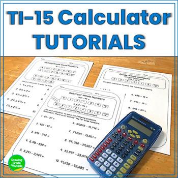 Calculator Skills