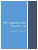 TI-Nspire Graphing Calculator for STAAR Algebra 1 EOC