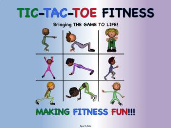 TIC-TAC-TOE Fitness