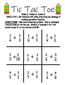 objective of tic tac toe game