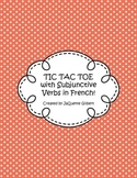 TIC TAC TOE with the Subjunctive (Regular Verbs only)