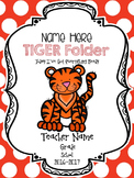 TIGER Communication Folder