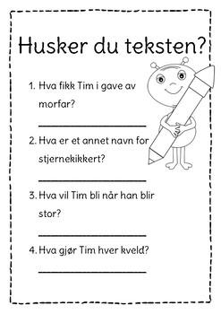 TIM REISER TIL MÅNEN