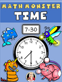 TIME Math Stations BUNDLE