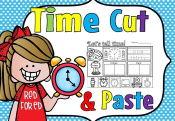 TIME CUT AND PASTE