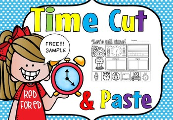 TIME CUT AND PASTE (FREE SAMPLE)