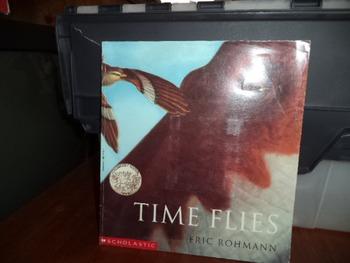 TIME FLIES    0-590-59784-1