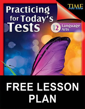 TIME FOR KIDS®: Language Arts Test Preparation Level 2-Get Ready for the Weather
