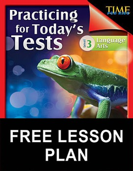 TIME FOR KIDS®: Language Arts Test Preparation Level 3--Bats on the Brink