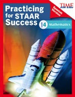 TIME FOR KIDS� Practicing for STAAR Success: Mathematics: Grade 4 (Spanish Version)