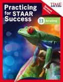 TIME FOR KIDS� Practicing for STAAR Success: Reading: Gr