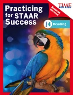 TIME FOR KIDS� Practicing for STAAR Success: Reading: Grade 4 (Spanish Version)