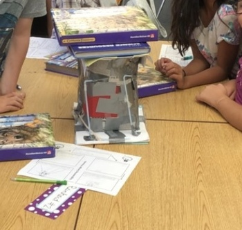 TIME FOR SCHOOL - STEM ACTIVITY