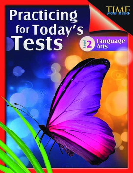 TIME FOR KIDS®: Practicing for Today's Tests Language Arts Grade 2 (eBook)