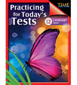 TIME For Kids: Practicing for Today's Tests Language Arts Level 2