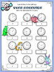 TIME Hour and Half Hour MATH STATIONS