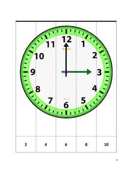TIME Independent Work Packet