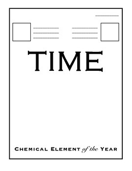 TIME Magazine Element of the Year