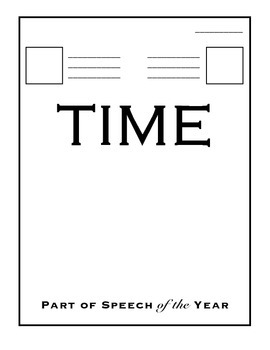 TIME Magazine Part of Speech of the Year