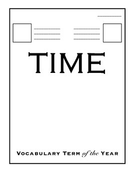 TIME Magazine Vocabulary Term of the Year