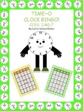TIME O Bingo CCSS 2.MD.7