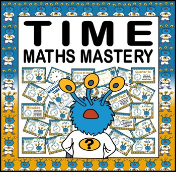Time Posters Maths Mastery Teaching Resources For Ks1 Ks2