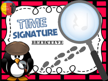 TIME SIGNATURE DETECTIVE