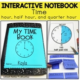 TIME interactive notebook