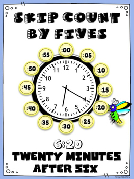 TIME to Five Minutes MATH STATIONS